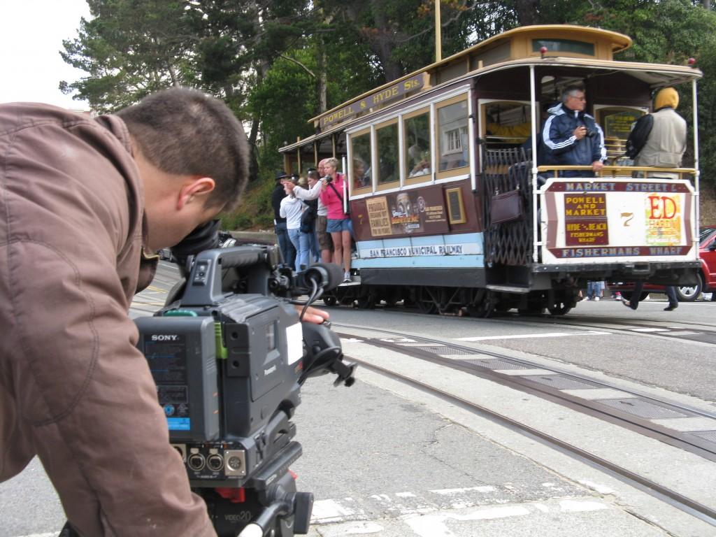 Cópia de Filmagem em São Francisco: Shooting in San Francisco